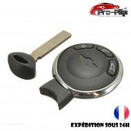 CLE PLIP pour BMW Mini COOPER S ONE D CLUBMAN Countryman COQUE TELECOMMANDE @Pro-Plip