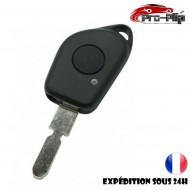CLE PLIP pour PEUGEOT 406 607 infrarouge COQUE TELECOMMANDE @Pro-Plip