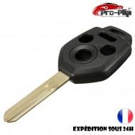 CLE PLIP SUBARU Impreza Forester WRX Legacy Outback XV 4 boutons @Pro-Plip