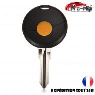 CLE PLIP Mercedes Smart 1 bouton COQUE TELECOMMANDE @Pro-Plip