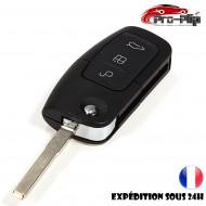 CLE PLIP FORD Focus Fiesta Mondeo Galaxy Kuga S C Max COQUE @Pro-Plip