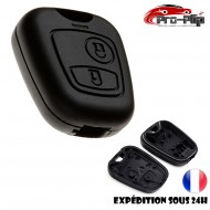 BOITIER CLE PLIP CITROEN Berlingo C5 Jumpy Saxo Xsara Dispatch clipsée COQUE @Pro-Plip