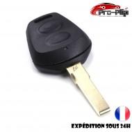 CLE PLIP Porsche Boxster Carrera Cayenne 911 968 986 996 GT2,GT3 2 boutons COQUE @Pro-Plip