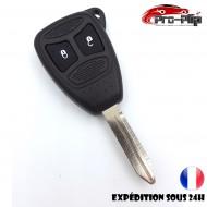 CLE PLIP Dodge Caliber Dajota Durango Magnum Nitro Ram Caravan 2 GROS boutons @Pro-Plip
