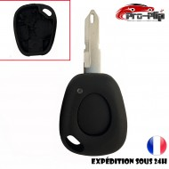 CLE PLIP Renault Clio Laguna Megane Twingo Safrane 1 bouton pour pile CR1620 COQUE @Pro-Plip
