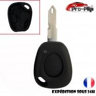 CLE PLIP Renault Master Trafic Espace Scenic 1 bouton pour pile CR1620 COQUE @Pro-Plip