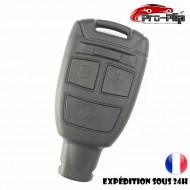 COQUE CLE PLIP FIAT Scudo Ulysse Tempra Croma Freemont Sedici Doblo 3 boutons AVEC LAME @Pro-Plip