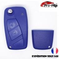 CLE PLIP pour FIAT STILO DUCATO DOBLO PANDA ULYSSE PUNTO BRAVO BRAVA modèle 2 boutons N°2 COQUE TELECOMMANDE @Pro-Plip