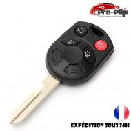CLE PLIP pour FORD Escape Lincoln Focus Mercury Taurus Thunderbird Explorer Edge Escape COQUE TELECOMMANDE @Pro-Plip