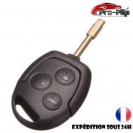 CLE PLIP pour Ford Mondeo Fiesta Focus C-MAX Fusion S-Max KA Galaxy COQUE TELECOMMANDE @Pro-Plip