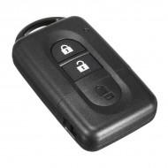CLE PLIP Mazda 2 3 5 6 RX8 MX-5 CX-5 CX-7 CX-9 BT50- COQUE 2 boutons TELECOMMANDE @Pro-Plip