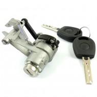 ProPlip Cylindre de Serrure Hayon compatible pour VOLKSWAGEN Golf IV Polo Limo Lupo SEAT Arosa 1J6827297G coffre