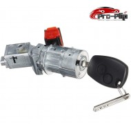 Interrupteur dallumage de barillet de verrouillage de voiture avec 2 cls 7701038365 pour VauxhallOpel Vivar