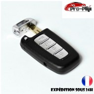 CLE PLIP pour KIA Cerato Optima Ceed Sorento 4 boutons COQUE TELECOMMANDE @Pro-Plip
