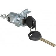 ProPlip Serrure + Barillet Porte Avant Gauche Compatible avec BMW X5 E53 51217035421 + clés