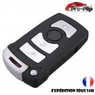 CLE PLIP pour BMW serie 1 3 5 6 7 X5 E 4 boutons COQUE TELECOMMANDE @Pro-Plip