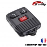 COQUE CLE PLIP pour Ford F 150 250 350 Ranger Transit Connect 3 boutons BOITIER TELECOMMANDE @Pro-Plip