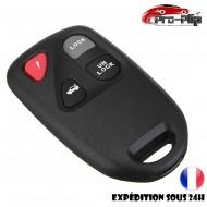 COQUE CLE PLIP pour Mazda 3 6 RX-8 Miata Millenia RX8 4 boutons BOITIER TELECOMMANDE @Pro-Plip