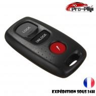 COQUE CLE PLIP pour Mazda 3 6 MPV Protege 3 boutons BOITIER TELECOMMANDE @Pro-Plip