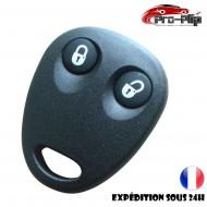 COQUE CLE PLIP pour Volkswagen Santana Golf Polo 2 boutons BOITIER TELECOMMANDE @Pro-Plip