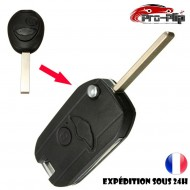 KIT DE TRANSFORMATION CLE PLIP pour BMW MINI Cooper 2 boutons conversion @Pro-Plip
